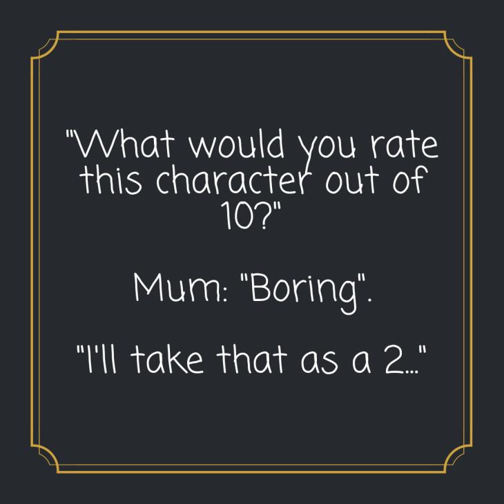 characterrating