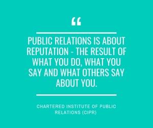 PR definition