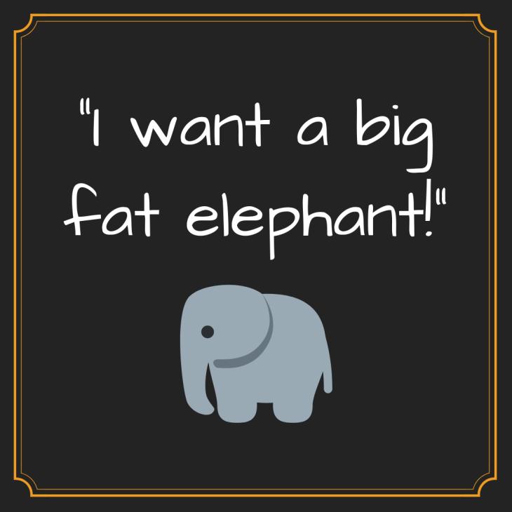 SSS - elephant