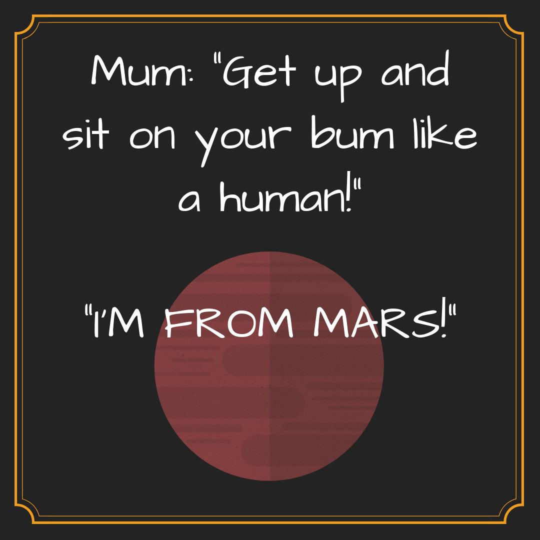 sss - Im from mars