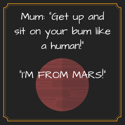 sss - Im from mars