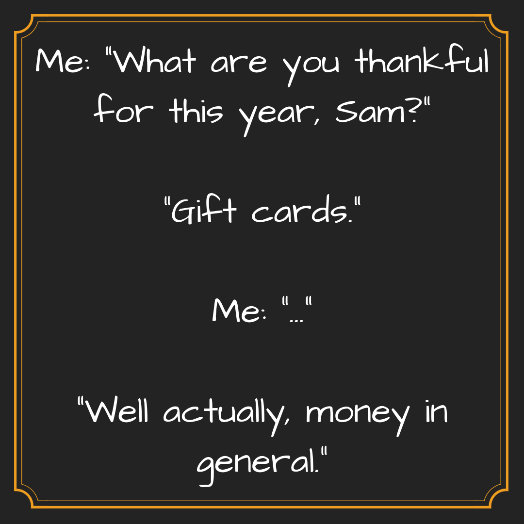 sss - gift cards
